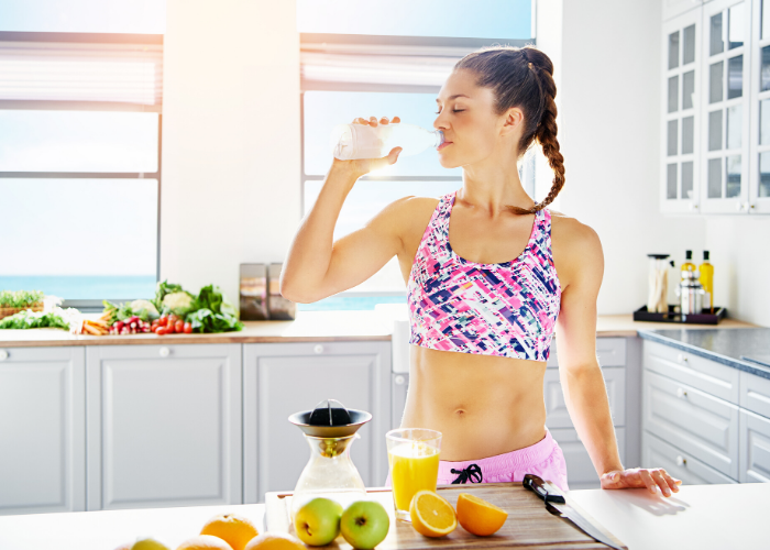 Desayunos fitness